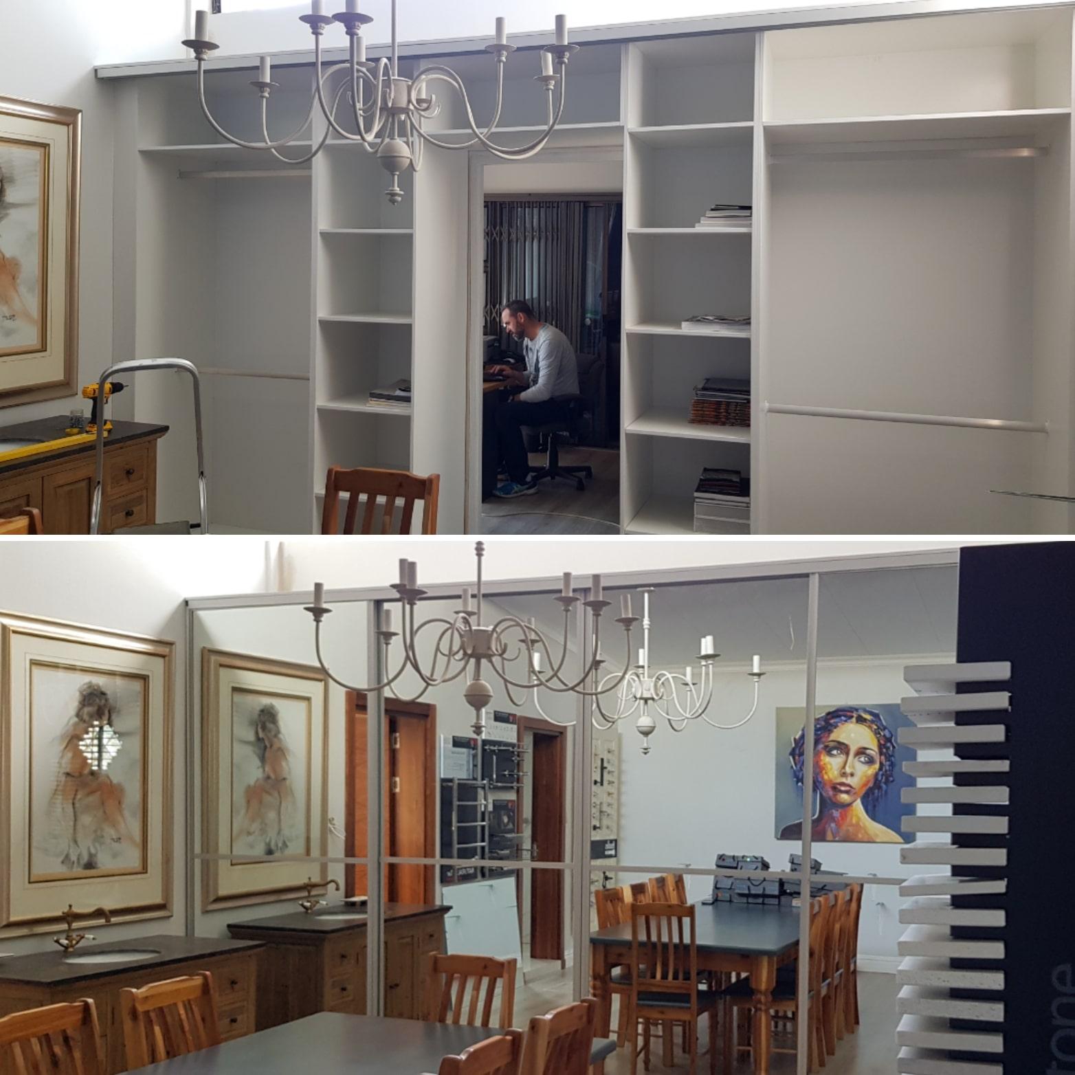 Kitchen Cupboards Montague Gardens: Bedroom Sliding Doors